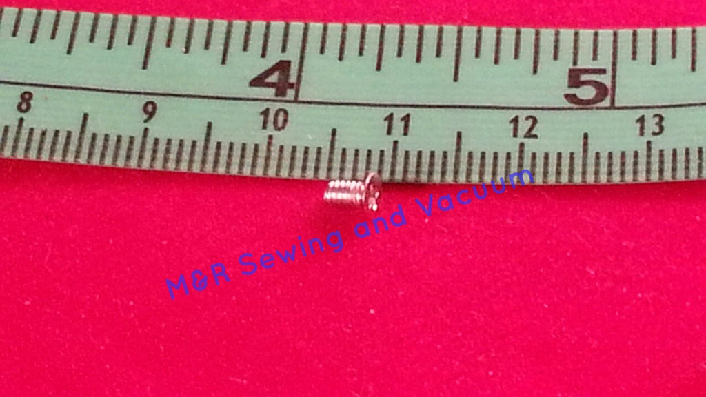 Needlebar Thread Guide Screw