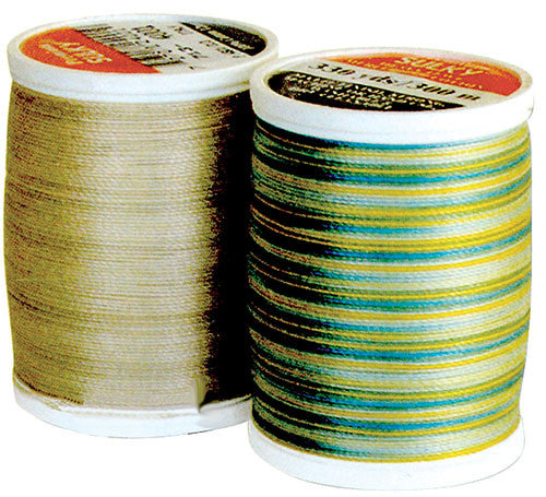 Sulky Blendables, 12wt Cotton 330 yds, (4022-4031/4101-4109)713-