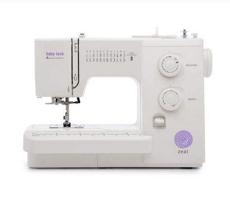 (J)Baby Lock Zeal Sewing Machine