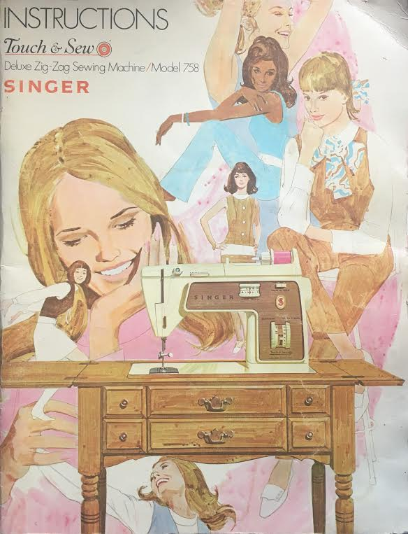 Singer Touch & Sew 758 Manual