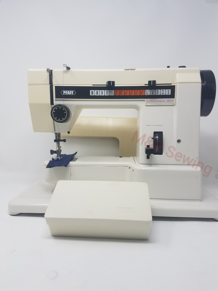 Used Pfaff 807 Sewing Machine