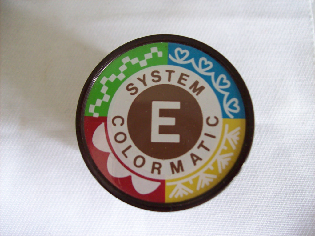 "Seam Former ""E"" - Brown Top"