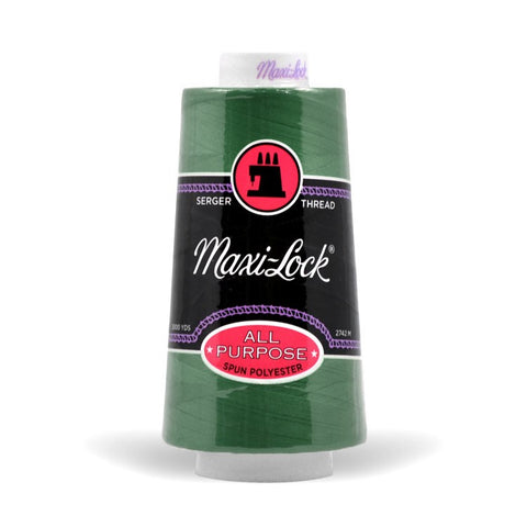 Maxi-Lock Serger Thread - Churchill Green