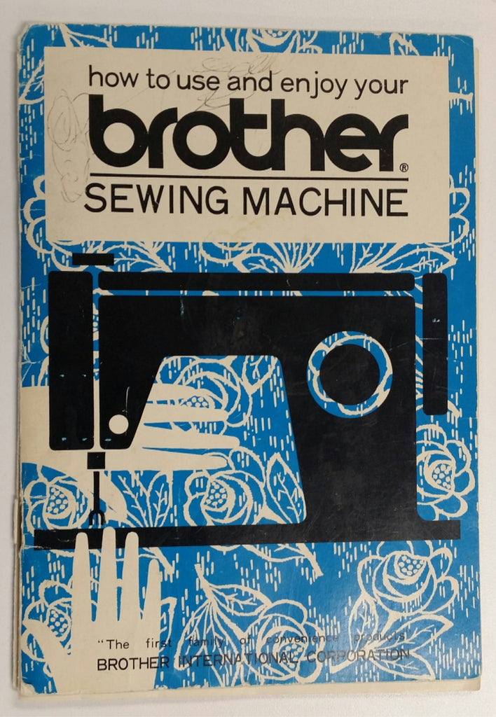 Brother 141 Instruction Book