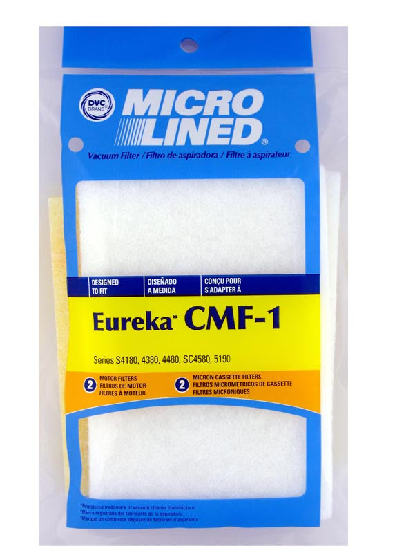 Eureka Type CMF1 Filter