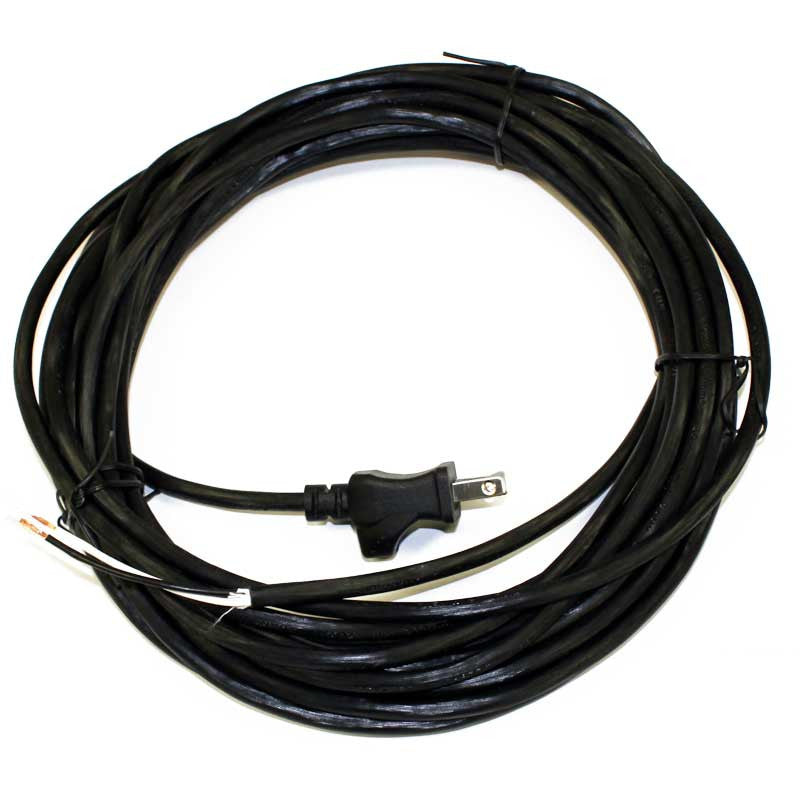 Fit-All Cord, 30' Black, FA-3030-3[450]