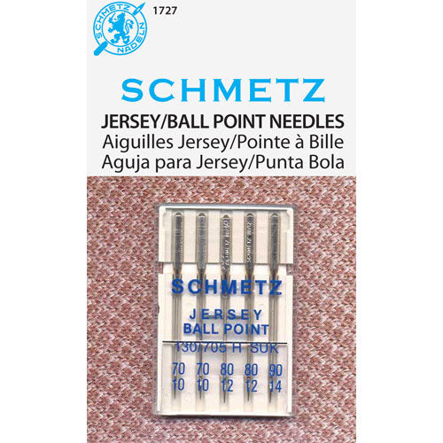 Ball Point Needle,Schmetz, 5 Pkg.[900]