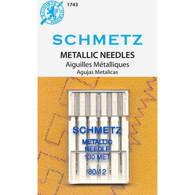 Metallic Needles,Schmetz,5 Pkg.[900]