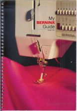 Bernina 1230 Instruction Book 1