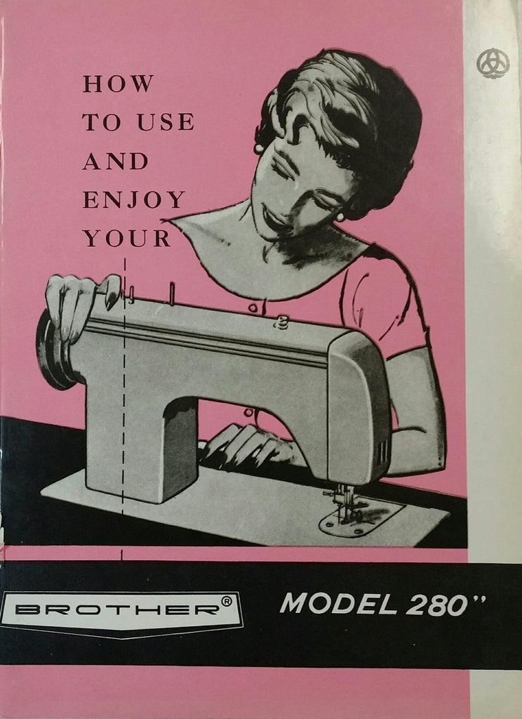 Brother 280 Instruction Manual