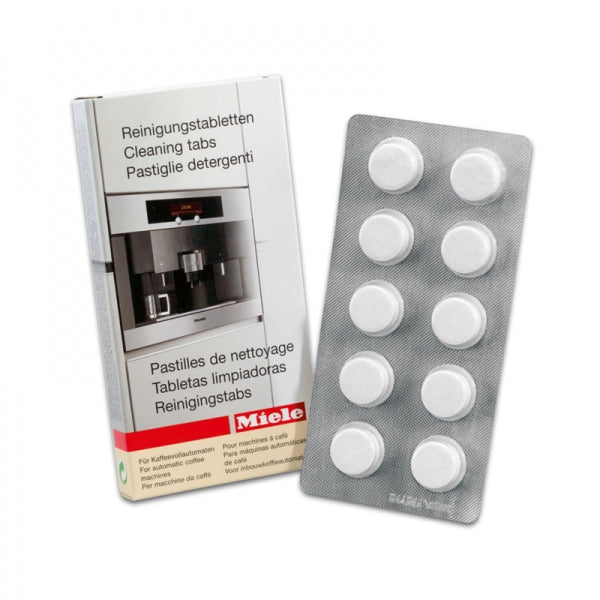 Miele Cleaning Tablets