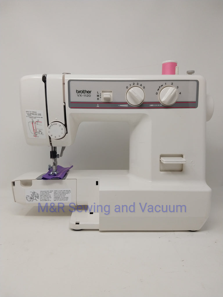 Used Brother VX-1120 Sewing Machine