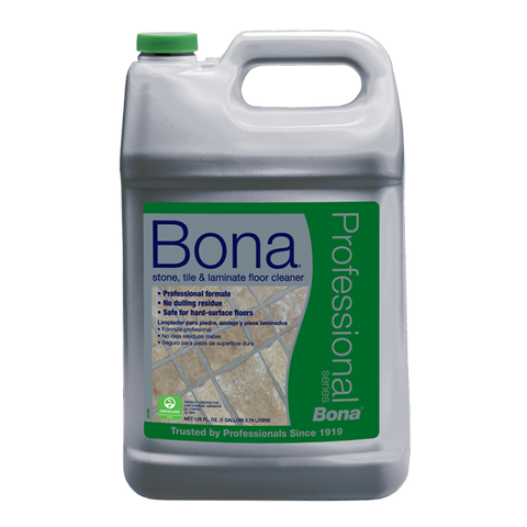 Bona Professional Stone, Tile, and Laminate Cleaner Refill