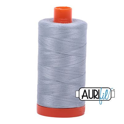 Aurifil 50 weight Cotton Thread, Arctic Sky-2612