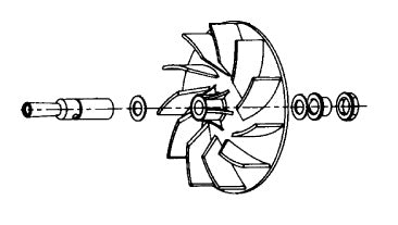 Fan, Lexan 6PC