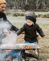 Our tips for cooking outdoors with kids