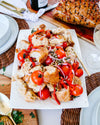 Holiday Feast: Fresh Tuscan Panzanella Salad