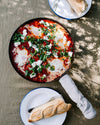 Weekend No-Bake Shakshuka