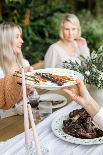 How To Plan A Menu For Your Next Long Lunch And Dinner Party