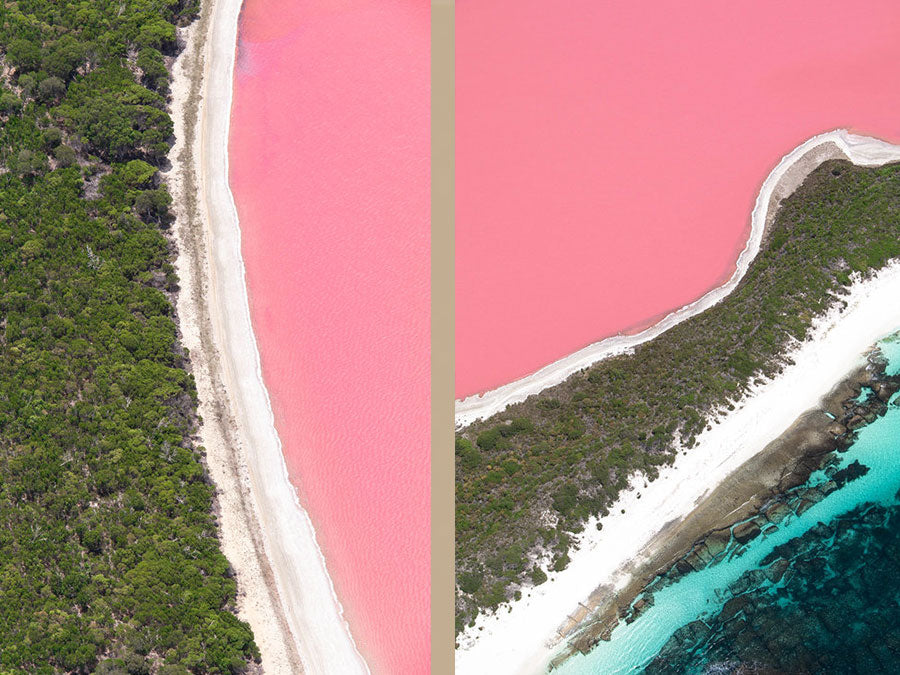 Lake Hillier Esperance Western Australia Cape Le Grand National Park