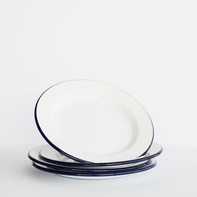 Smor Kitchen Enamel Plate Set