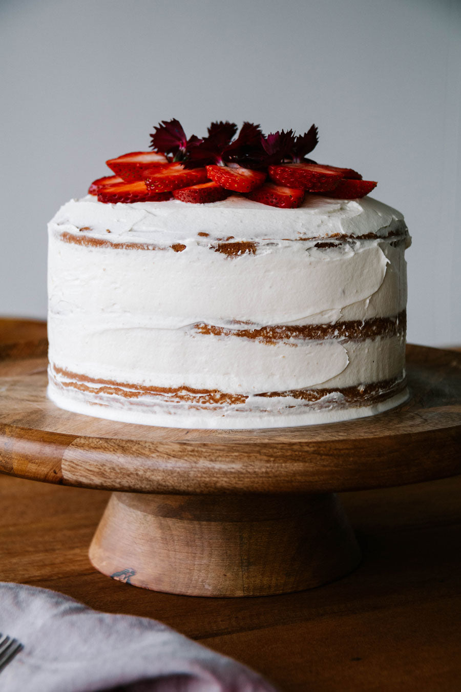Smor-Kitchen-Strawberry-and-Cream-Naked-Tiered-Cake-Recipe