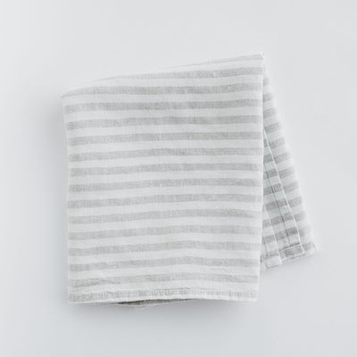 Linen Tea Towel - Striped