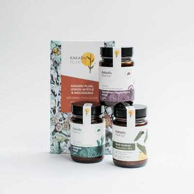 Native Ingredients Set