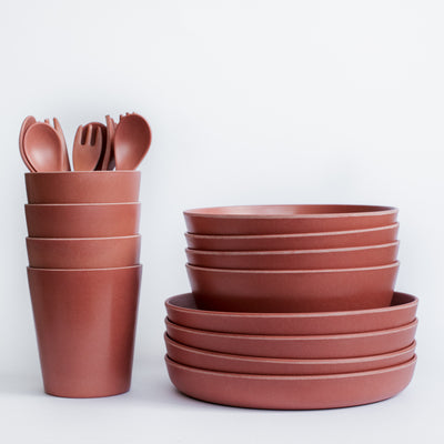 Picnic Set - Clay