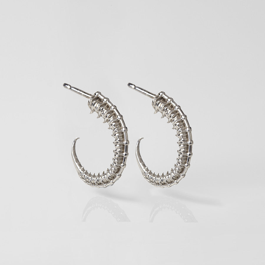 Spiney Tail Earrings