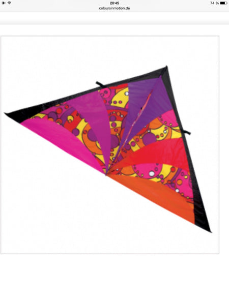 9 fot Delta Warm Orbit fån Premier Kites USA