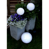 Solar Decoration Globus Liten