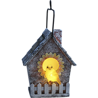 Solar Decoration Birdie