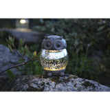 Solar Decoration Owly