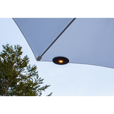 Solar Spotlight Parasol-light