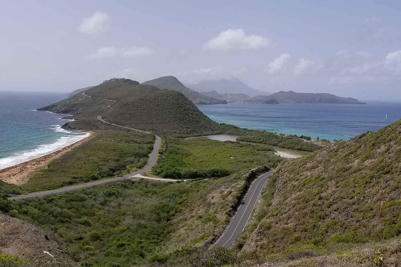 Island Hopping in St. Martin & St. Kitts