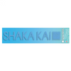 "6"" CLEAR OUTLINE DECAL SHAKA KAI LOGO WITH SQUARE"