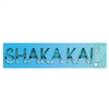 White Swordfish Decal Shaka Kai Logo
