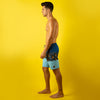 Birds of Paradise Elastic Boardshorts