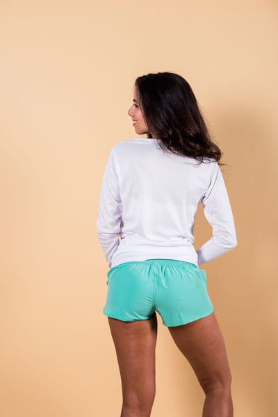 MINTY MINI SHORTS