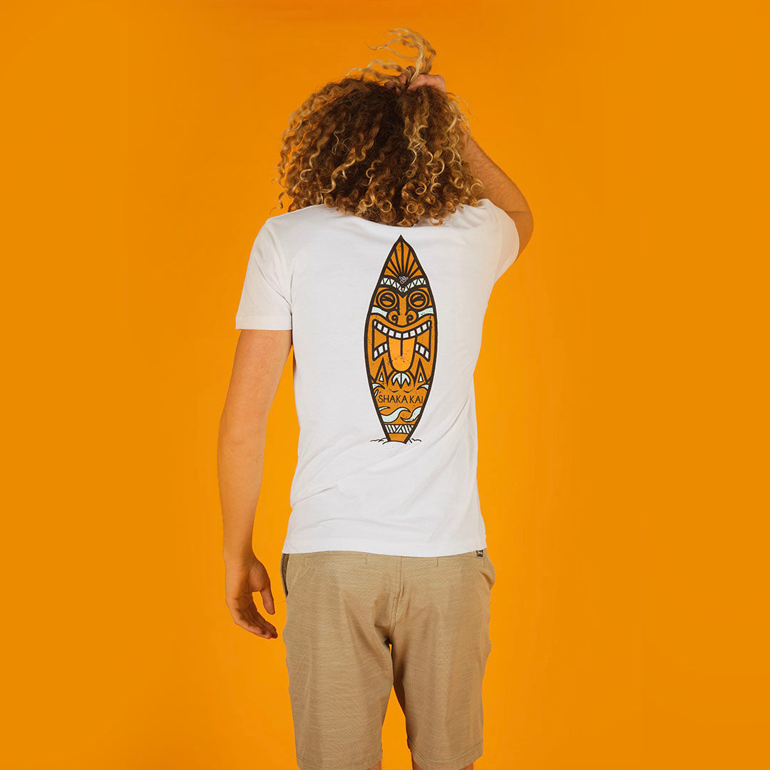 Tiki Board T-Shirt