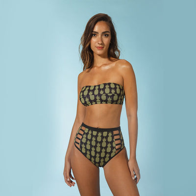 Arianna Cut-Out High Waisted Bottom