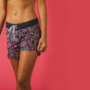 Lau Printed Shorts