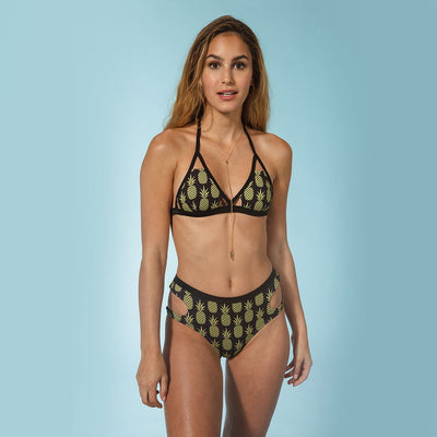 LILO PINAPPLE PRINT BOTTOM
