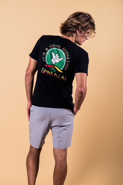 Cool Sensation Rasta Hand T-Shirt