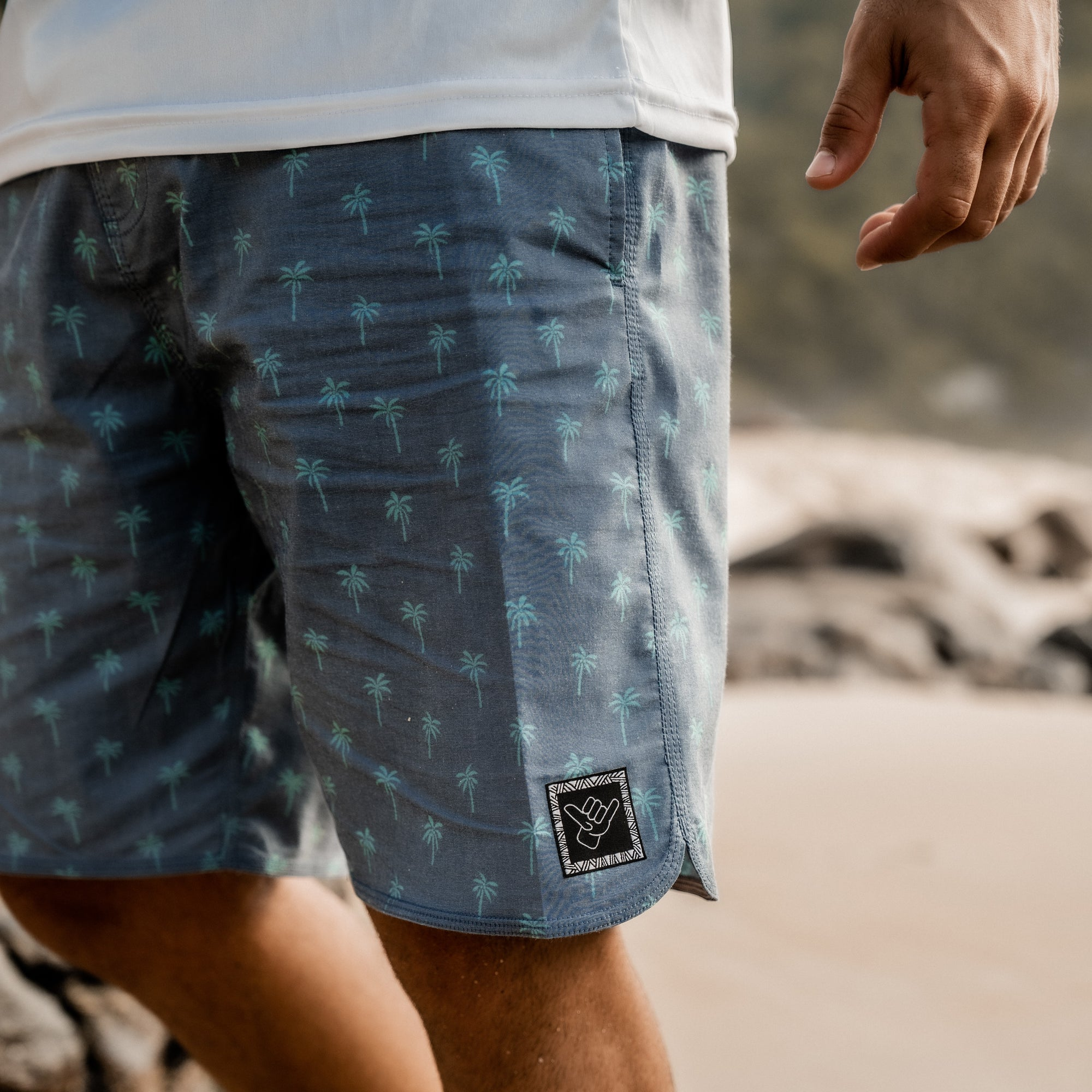Palm Sway Shorts