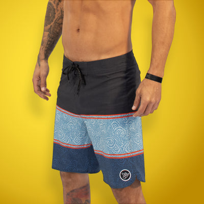 Sunday Swirl Shorts