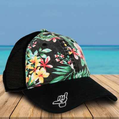 Shakafied Tropical Trucker Hat