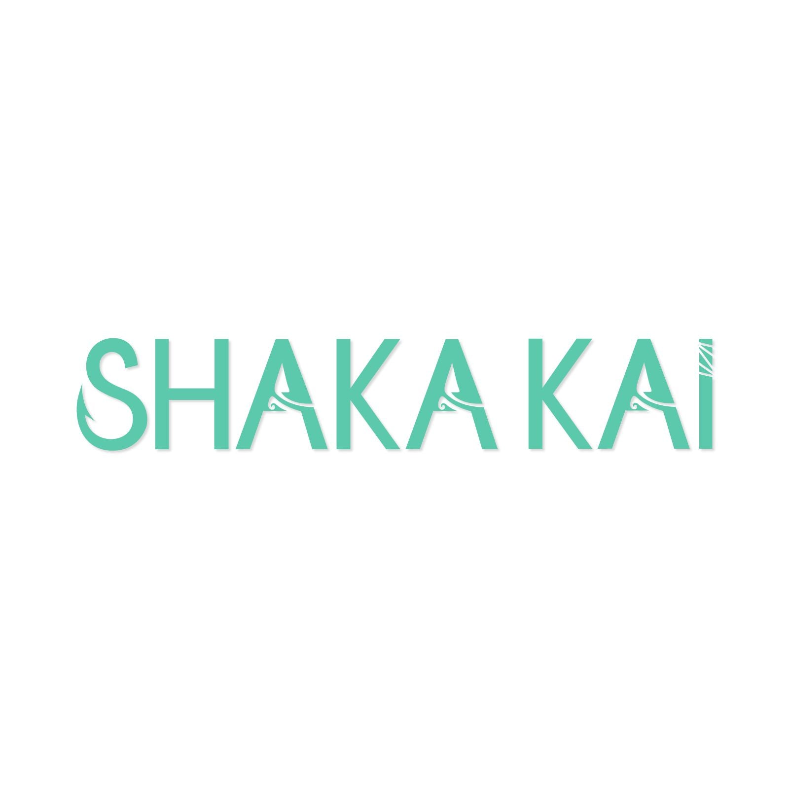 TRANSFER DECAL SHAKA KAI LOGO