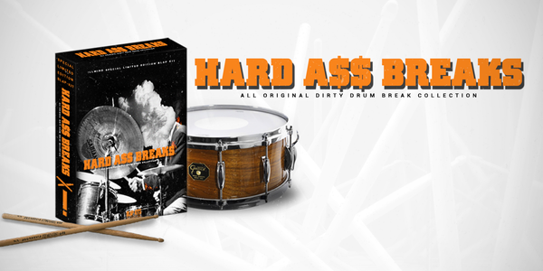 Special Limited Edition: Hard A$$ Breaks
